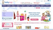 Baby Products India Online