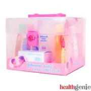 Get Discount on Johnson's Baby Care Gift Box