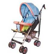 Buy Online Mee Mee Baby Safe & Flexible Stroller