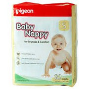 Get 11% off on Pigeon Diaper Small at Healthgenie