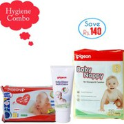 Get 20% off on Baby Hygiene Combo Pack at Healthgenie