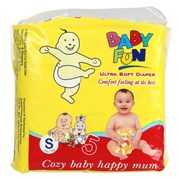 Babyfun Baby Diapers,  PackMybag