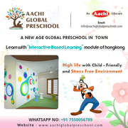 Best Preschool for your Kid | Aachi Global Preschool