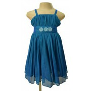Beautiful Faye Two Tone Strappy Dress